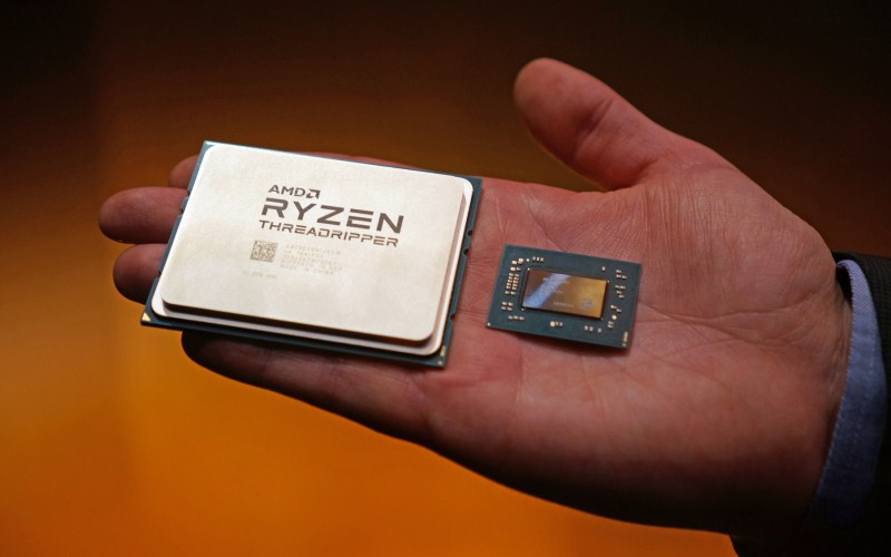Ya está disponible el procesador AMD Ryzen Threadripper 2950X de segunda generación
