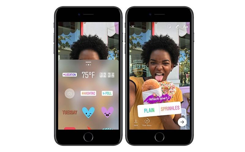 Nueva función de Instagram: encuestas por mensaje directo