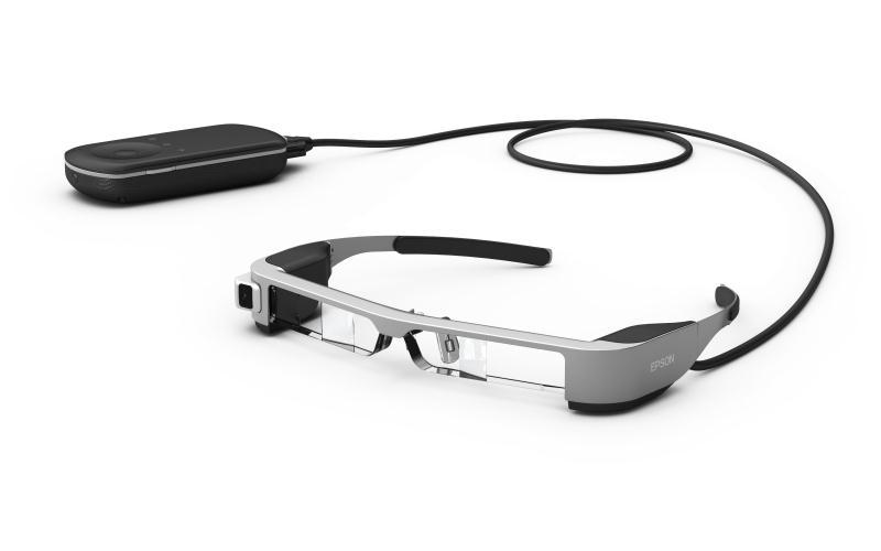 Los lentes Epson Moverio incorporan nuevas funciones de realidad aumentada con software de Wikitude