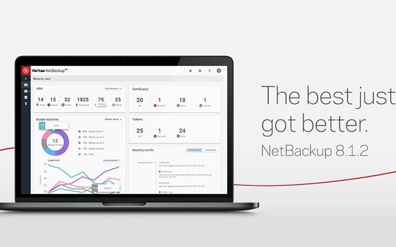 Veritas presenta una protección de datos de primera clase con una experiencia de usuario radicalmente simplificada