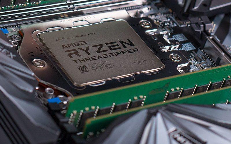 Lanzan procesadores de escritorio más potentes del mundo: AMD Ryzen™ Threadripper™