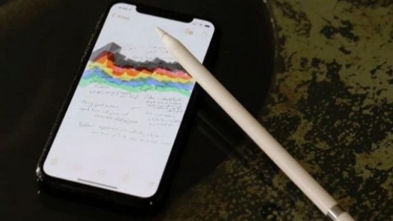 iPhone podría tener por fin su lápiz óptico