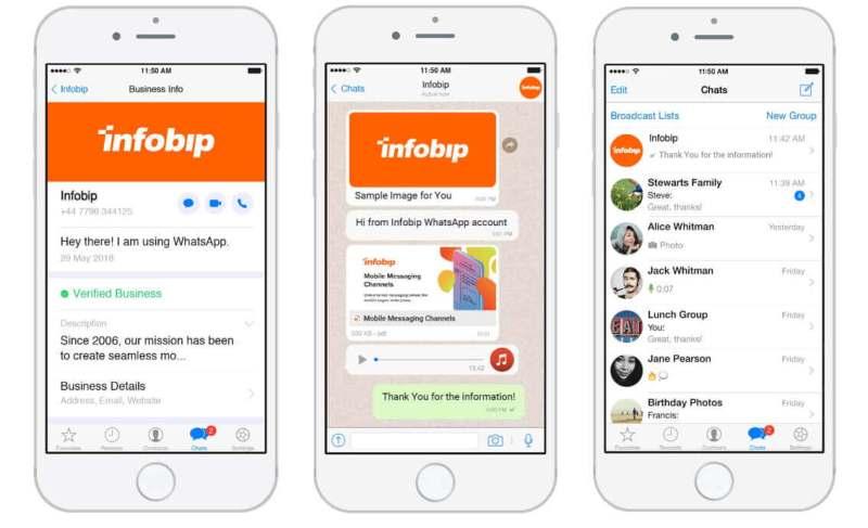 Infobip habilita WhatsApp Business para comunicaciones empresariales