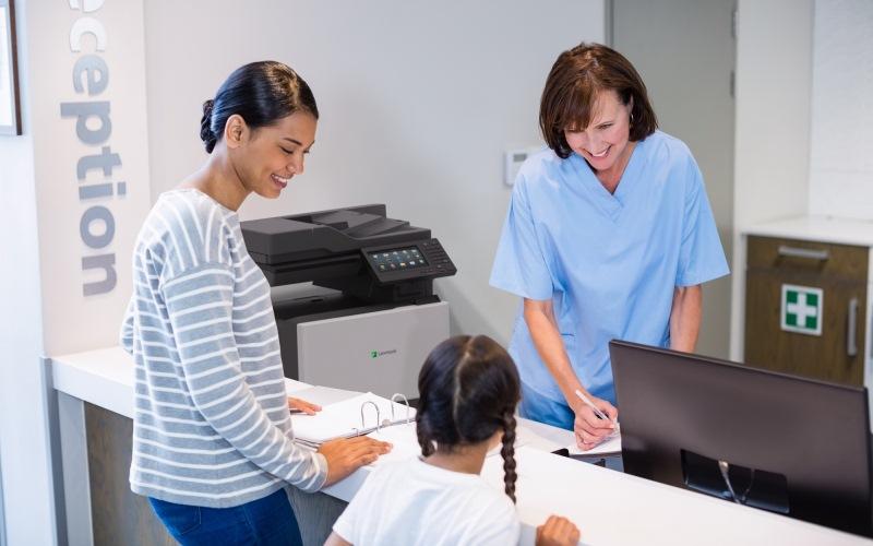 Lexmark presenta Downtime Assistant para el sector de la salud