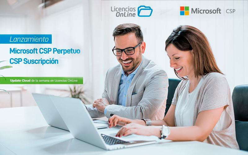 Microsoft lanza dos nuevos modelos de licenciamiento Cloud Solution Provider CSP