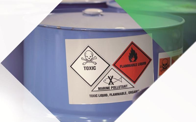 Las recomendaciones de Lexmark para el uso correcto de etiquetas GHS