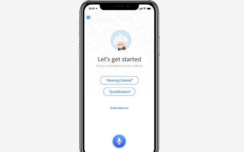 Einstein Voice: Salesforce abre paso a la nueva era del CRM conversacional