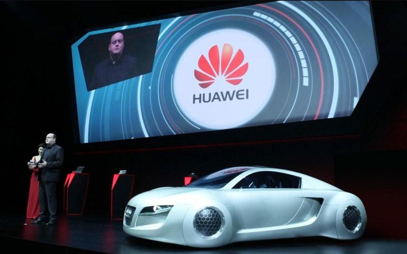 Huawei y Audi anuncian innovación conjunta para el desarrollo de un auto inteligente