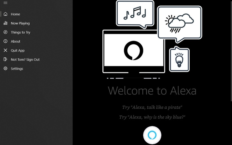 Alexa ya está disponible en PC con Windows 10