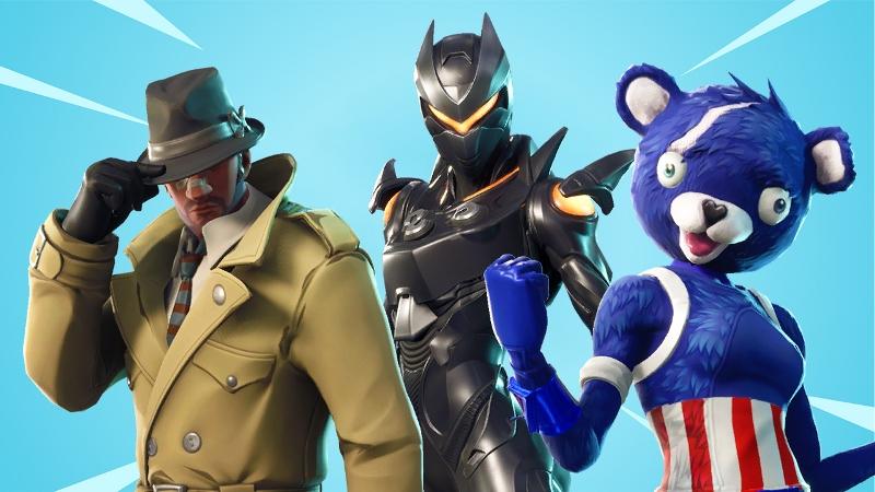 Fortnite con nuevas novedades para los gamers