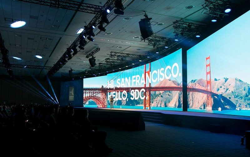 En vivo: Samsung Developer Conference 2018 aquí