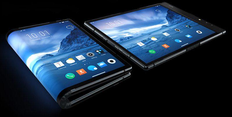 Ya es una realidad: ha llegado el teléfono plegable de Samsung