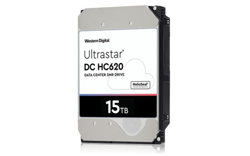 Western Digital continúa el liderazgo en HDD de capacidad empresarial