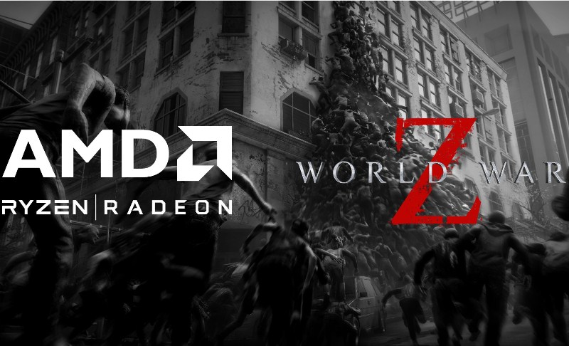 Saber Interactive se alía a AMD para World War Z