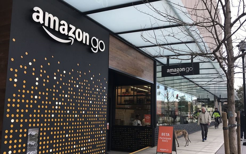 Tiendas inteligentes Amazon Go estarán disponibles en Aereopuertos