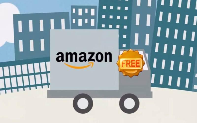 Aprovecha los envíos gratis de Amazon