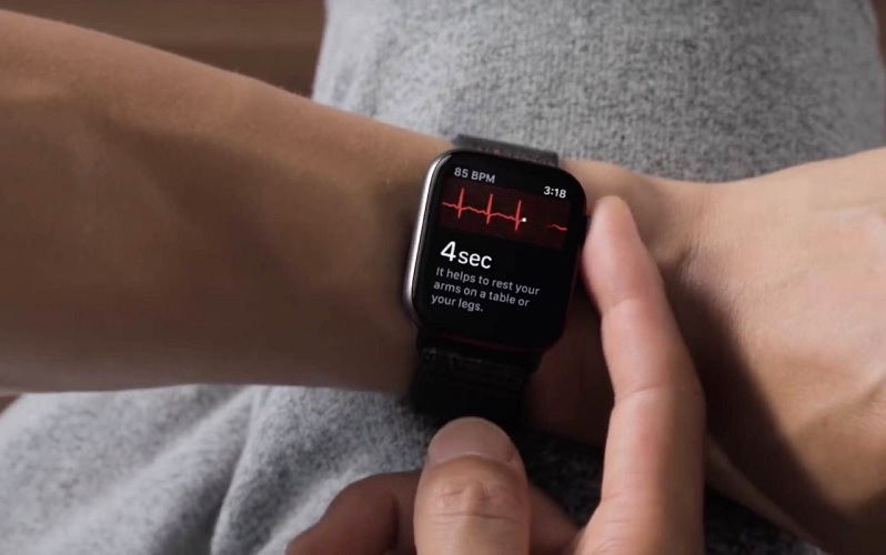 El ECG del Apple Watch Series 4 ya disponible