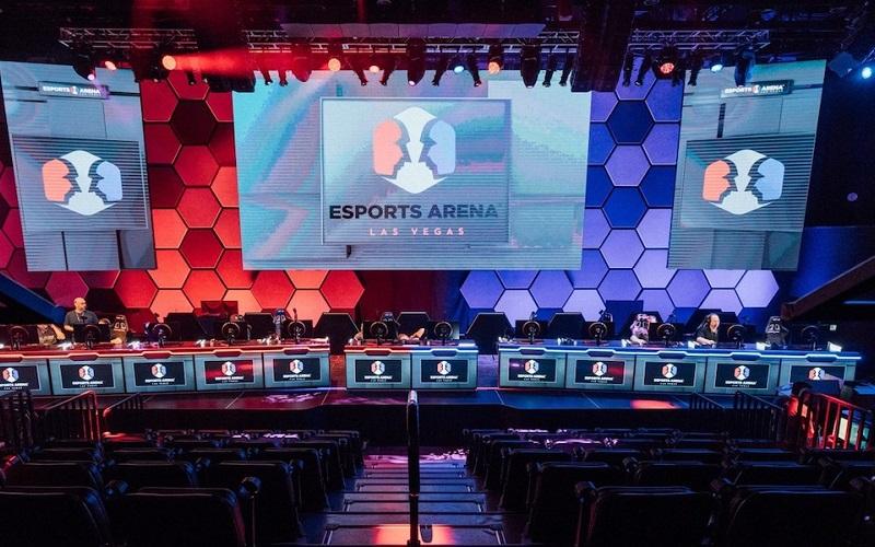 Anuncian HyperX eSports Arena Las Vegas
