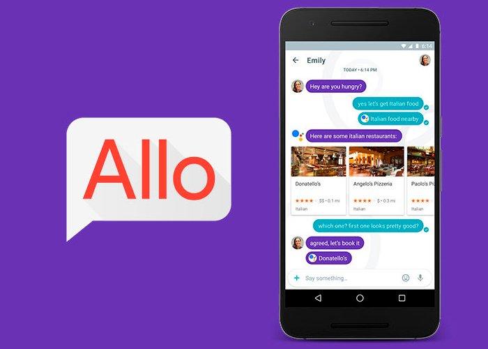Chat Allo de Google funcionará hasta marzo 2019