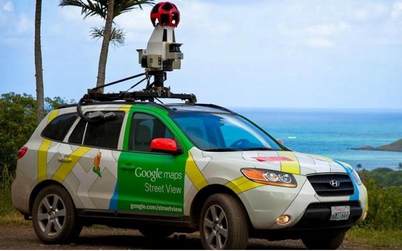 República Dominicana con vehículos de Google Street View