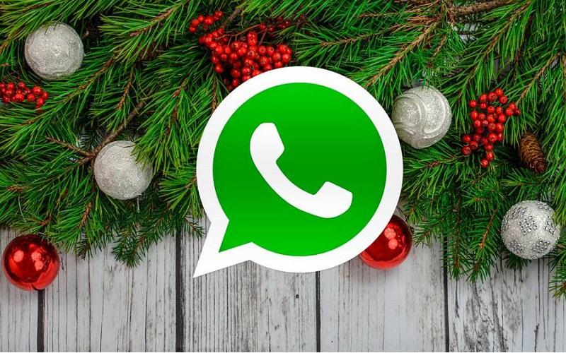 Whatsapp permite crear listas de difusión para enviar mensajes de fin de año