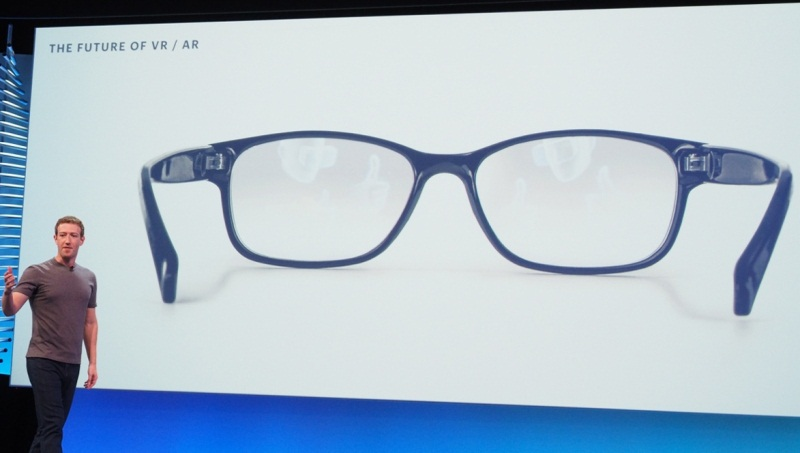 Las gafas AR de Facebook cerca de ser un hecho