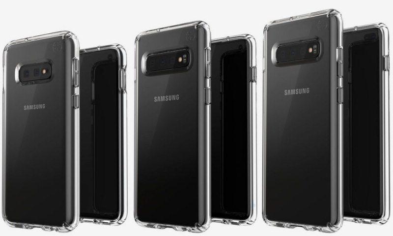 Se filtran las 3 versiones del Samsung Galaxy S10