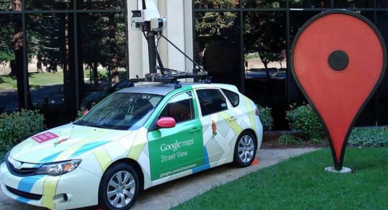 Vehículos de Google Street View llegaron a República Dominicana