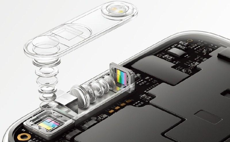 Oppo trabaja en cámara zoom 10x para smartphones