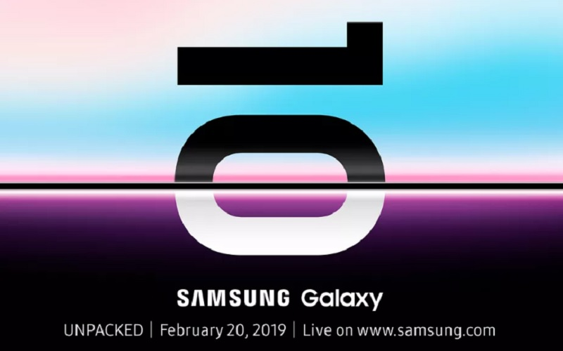 SAMSUNG adelanta el lanzamiento del Galaxy S10 e Infinity Flex