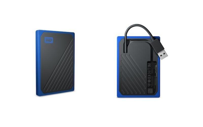 Nuevas soluciones de almacenamiento personales de Western Digital en CES 2019