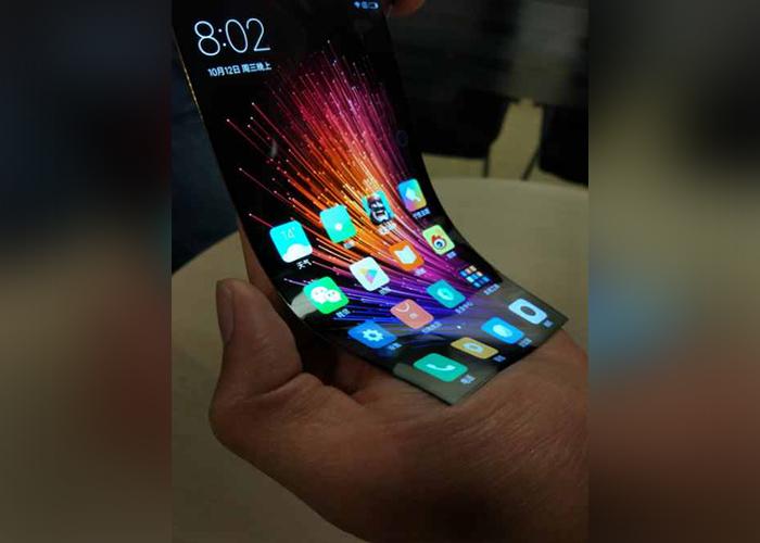 Conoce el teléfono plegable de Xiaomi