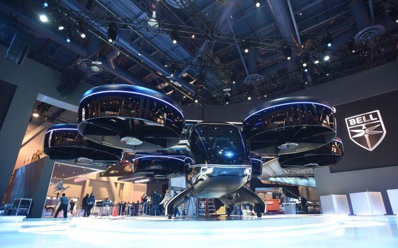 Nexus: el taxi aéreo aspira transportar a los pasajeros de Uber en 2023