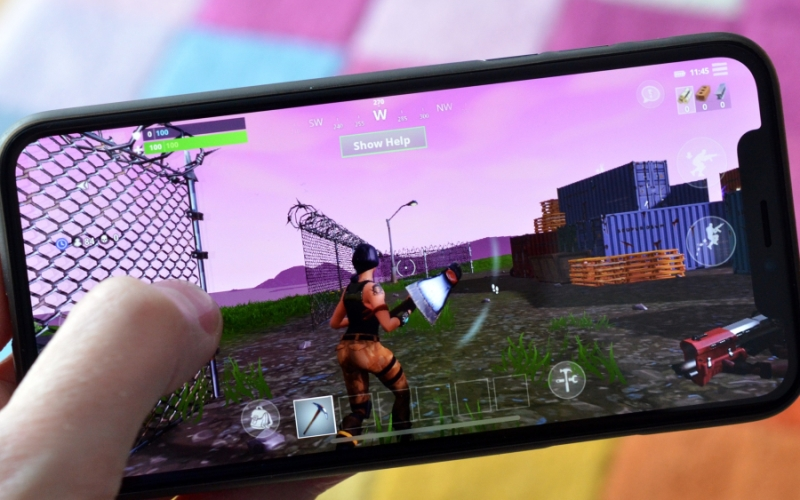 Fortnite ya admite Bluetooth para iPhone y Android