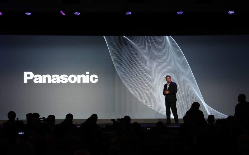 Panasonic dijo presente en CES 2019