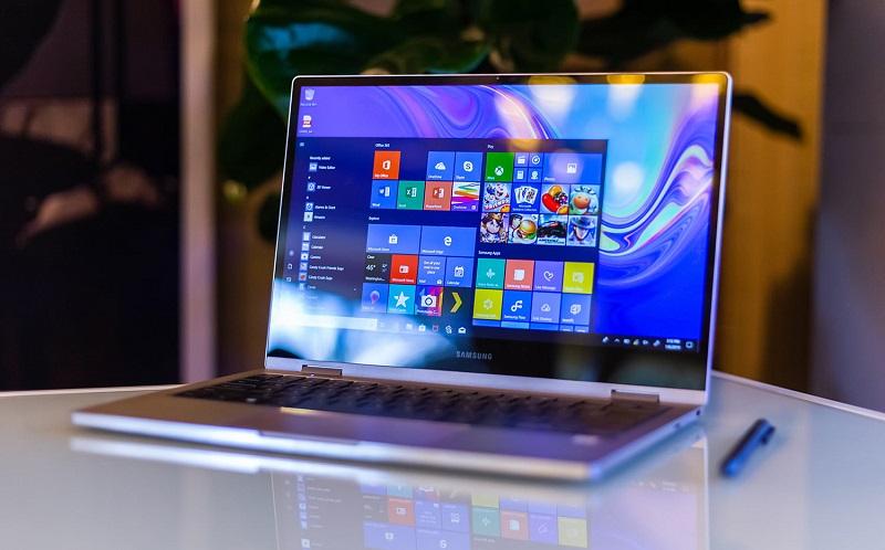Samsung presentó su nueva  portátil de gama alta para juegos: la notebook Odyssey