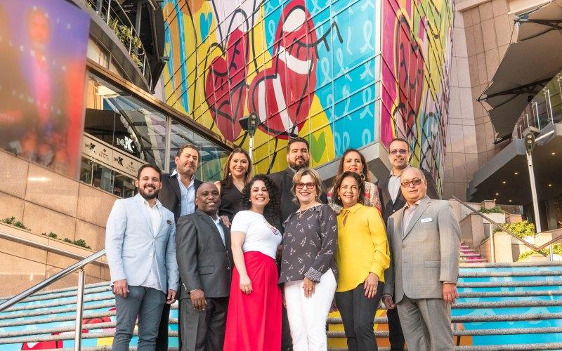 Epson y Avery Dennison cierran en República Dominicana su campaña Imprime en grande Latinoamérica 2019