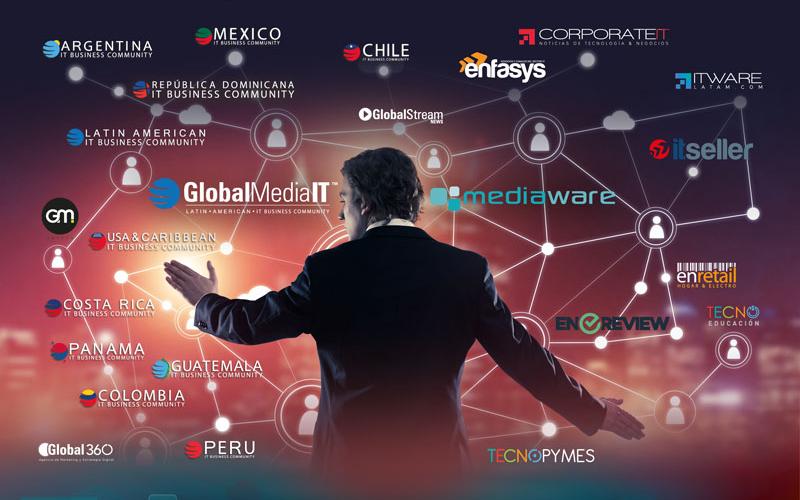 GlobalMedia IT y Mediaware: la fusión más grande medios IT en Latinoamérica y el Caribe