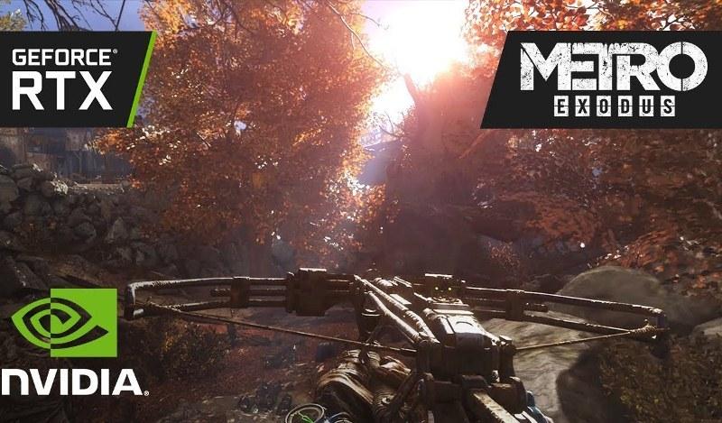 La tecnología NVIDIA RTX llega a Battlefield V y Metro Exodus para ofrecer una experiencia increíble