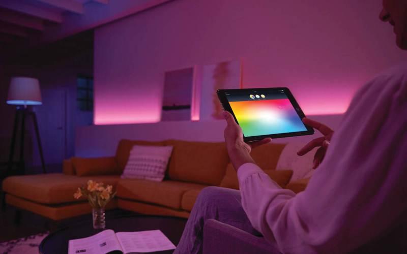 Cinco apps para sacar el máximo provecho a la iluminación inteligente de Philips Hue