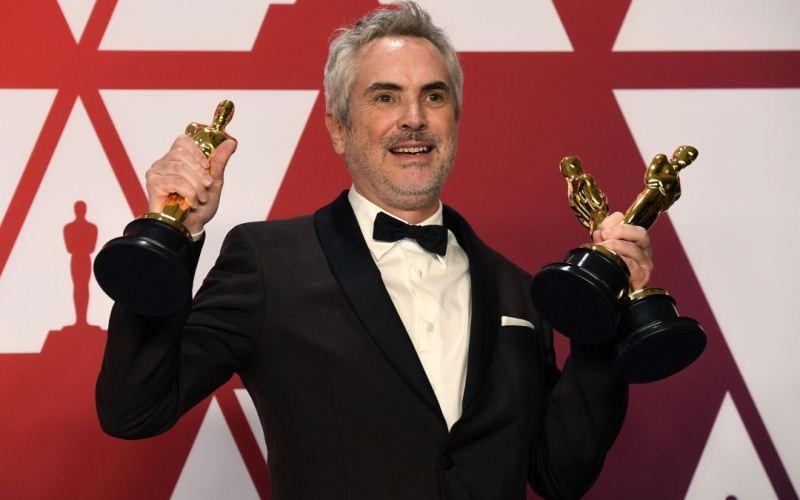 """Alfonso Cuarón y """"Roma"""", entre lo más comentado en Twitter durante la noche de los Premios Oscar 2019"""