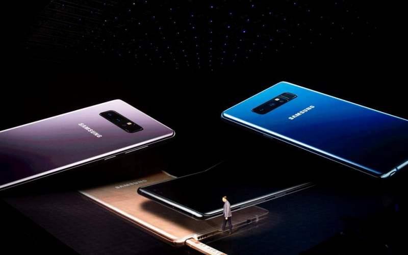 Samsung celebra una década con el Galaxy S10