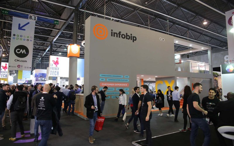 Infobip presenta RCS con Google y Vodafoneen el marco de MWC 2019