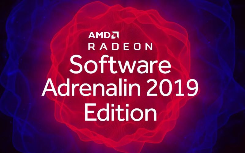AMD lanza el primer driver Radeon™ Software Adrenalin 2019 Edition