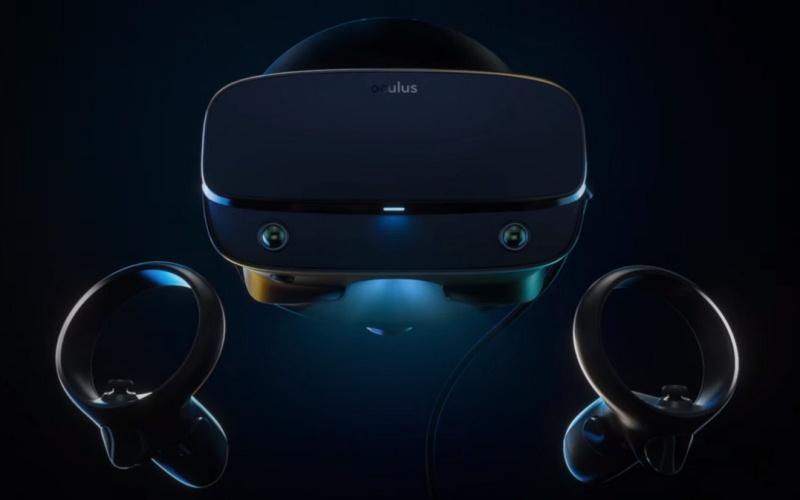 GDC 2019: el nuevo Oculus Rift S