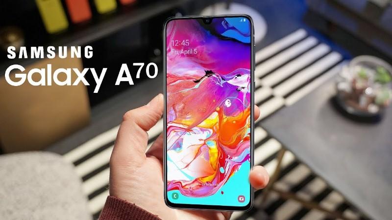 Samsung lanza el nuevo Galaxy A70 a nivel global