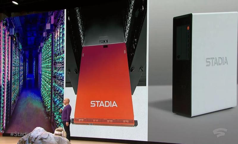Google Stadia: el nuevo servicio de streaming de videojuegos