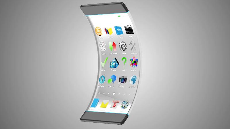 Proveedor de Apple trabaja en vidrio flexible para pantallas plegables