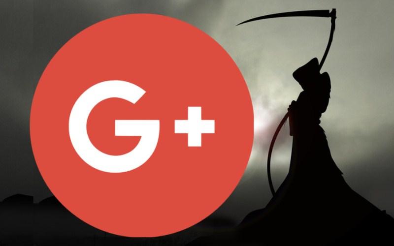 Adiós Google Plus: dejó de existir ayer