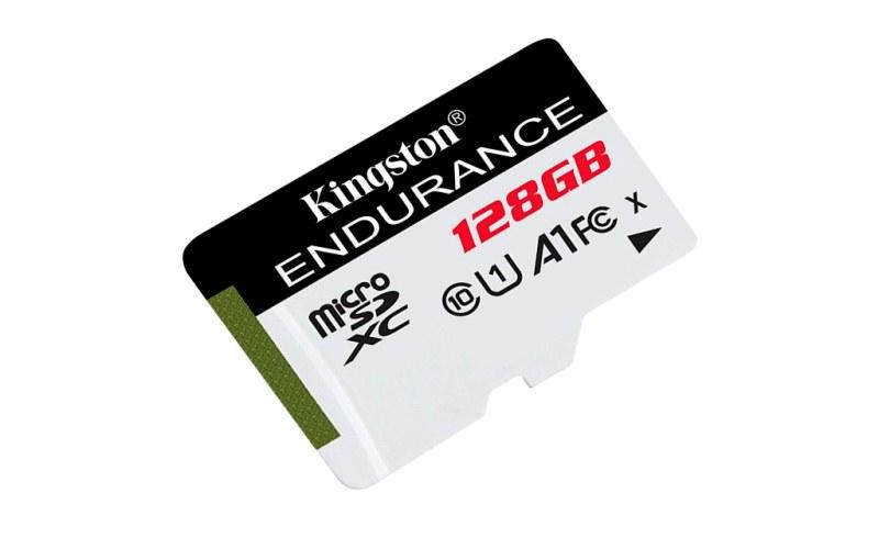 Kingston presenta tarjetas microSD High Endurance:Alta resistencia – rendimiento sin interrupciones